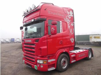 Scania R500, Euro 5, manuell, retarder  - tracteur routier
