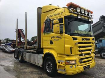 Tracteur routier Scania R500 Highline Cabin year 2007