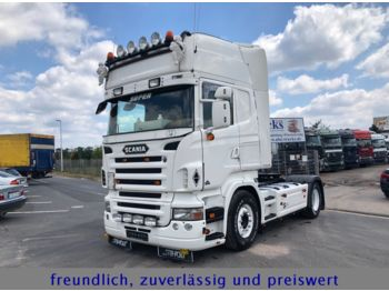 Scania R500 * TOPLINER * V8 * OPTICRUISE * VABIS*  - tracteur routier