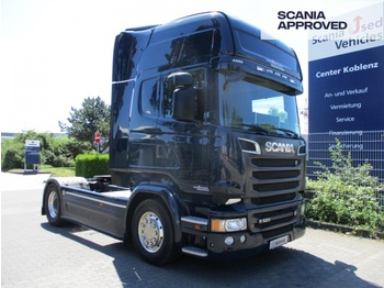 Tracteur routier Scania R520 MNA - V8 - TOPLINE