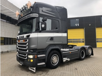 Scania R580 6X2 Euro 6 - tracteur routier