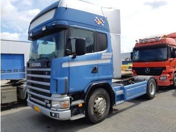 Tracteur routier Scania R 124 420 Manual Euro2