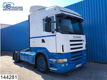 Scania R 400 EURO 5, Manual, Retarder, Airco - tracteur routier