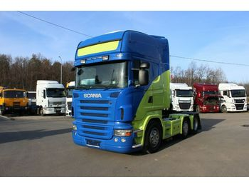Tracteur routier Scania R 400 la 6x2/4 RETARDER,SECONDARY AIR CON.