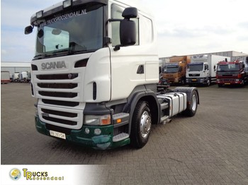 Tracteur routier Scania R 440 + Euro 5 + MANUAL