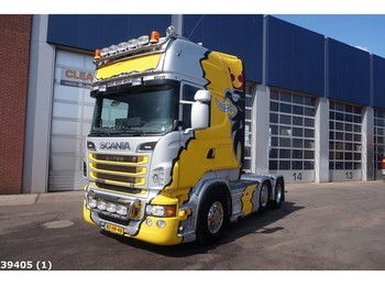 Tracteur routier Scania R 730 V8 6x2 Retarder King of the Road Just 238.046 km!