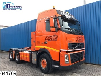 Volvo FH16 580 6x4, Retarder, Standairco, Adjustable Dish (3.5) Inch / Duim, Airco, Hub reduction - tracteur routier