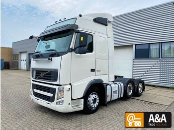 Volvo FH500 6X2 GLOBETROTTER VEB+ EURO 5 2012 - tracteur routier