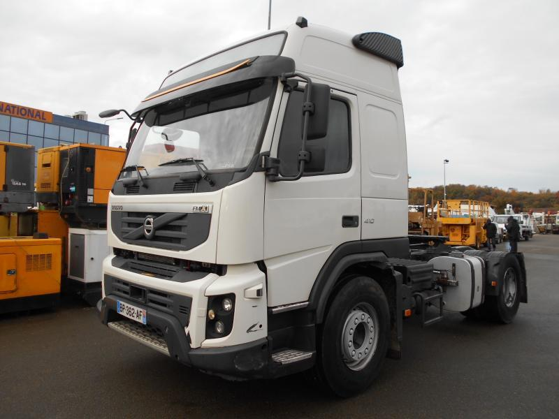 tracteur routier Volvo FMX 410