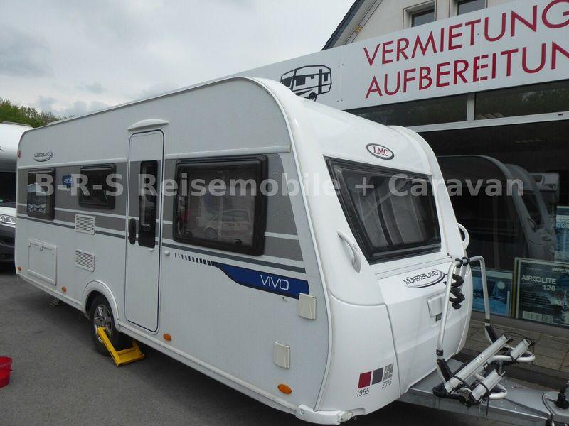 premium selection cheap for sale wholesale online Caravane LMC Vivo 490 E, Mover, Vorzelt, autark — 3684527