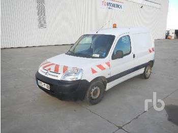 CITROEN BERLINGO HDI1.6 - fourgon