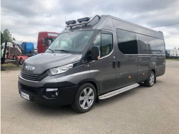 IVECO Daily 35S18A8 1+4hlö - fourgon