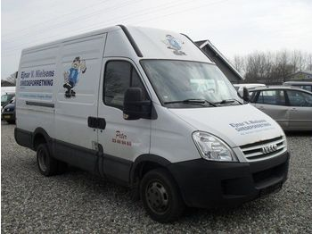 Fourgon IVECO Daily 3,0 35C15