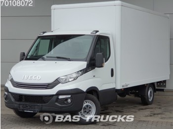 Iveco Daily 35S14 140pk E6 Bakwagen Laadklep Luchtvering Camera 18m3 A/C Cruise control - fourgon