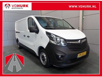 Fourgon Opel Vivaro 1.6 CDTI 120 pk BI TURBO EDITION L2H1 Navi/Airco/Cruise/Camera