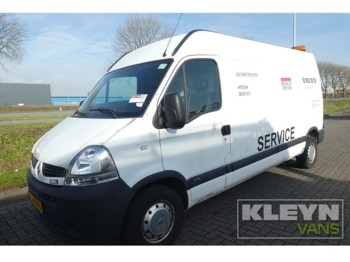 Renault Master 2.5 DCI 120 maxi, airco - fourgon