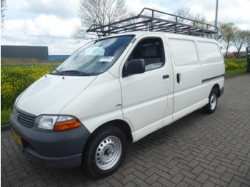 Toyota HI ACE 2.5 D4D LANG AIRCO 90 DKM! - fourgon