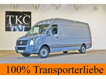Fourgon Volkswagen Crafter 35 TDI/43 LR Maxi - AHK + Clima #28T176: photos 1