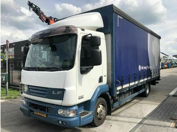 DAF LF 45.160 EEV  - fourgon grand volume