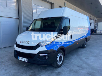 Fourgon grand volume IVECO DAILY 35S15 16M3
