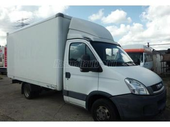 Fourgon grand volume IVECO DAILY 35 C 15 Dobozos