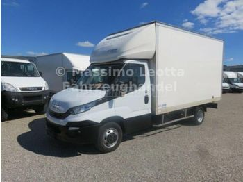 Fourgon grand volume IVECO DAILY Dobozos