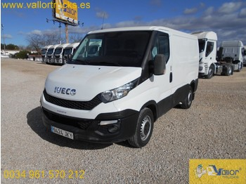 Fourgon grand volume IVECO Daily 35S13