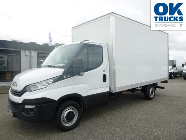 fourgon grand volume IVECO Daily 35S16A8 Koffer/LBW