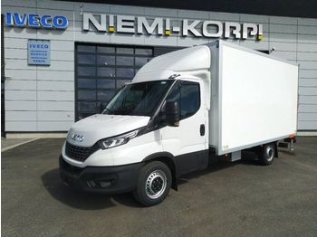 Fourgon grand volume IVECO Daily 35S18A8