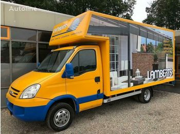 Fourgon grand volume IVECO Daily 40 C 15 Koffer