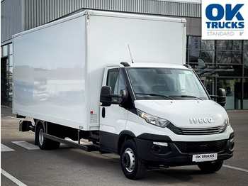 Fourgon grand volume IVECO Daily 70C18A8/P