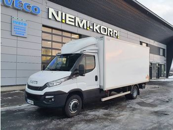 Fourgon grand volume IVECO Daily 70C18 A8