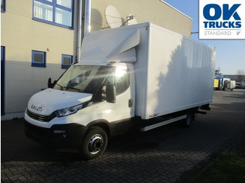 Fourgon grand volume IVECO Daily 70C21A8/P
