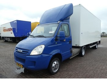 Fourgon grand volume Iveco 40 C 3 lt 180 pk lange ve