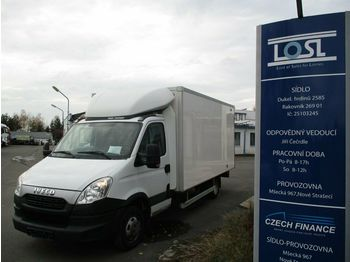 Iveco 50C15 Daily 3.500kg 4,5m  - fourgon grand volume