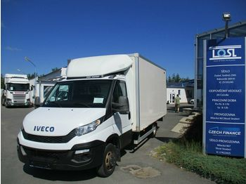 Fourgon grand volume Iveco 50-150 4,5 m