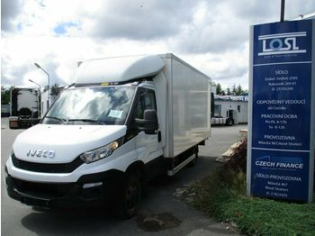 Fourgon grand volume Iveco 50-150 4,5m (3,5 t Ges. Gew.)