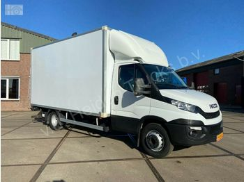 Fourgon grand volume Iveco 70C17   HiMatic   Luchtvering   Laadklep