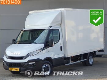 Fourgon grand volume Iveco Daily 35C16 Bakwagen Laadklep Dubbellucht Airco Cruise 19m3 A/C Cruise control