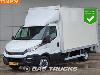 Fourgon grand volume Iveco Daily 35C16 Laadklep Bakwagen Dubbellucht Airco Cruise A/C Cruise control