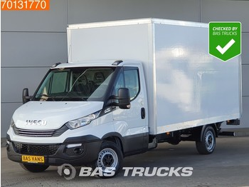 Fourgon grand volume Iveco Daily 35S16 160PK Automaat Bakwagen Laadklep Airco A/C