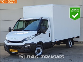 Fourgon grand volume Iveco Daily 35S16 Automaat Laadklep Bakwagen Airco Meubelbak A/C