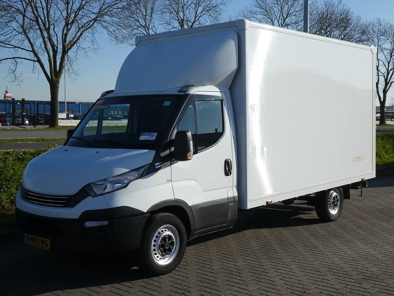 fourgon grand volume Iveco Daily 35 S 14 14 ac automaat!!