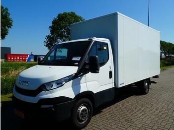 Fourgon grand volume Iveco Daily 35 S 15 laadklep ac 146 dkm