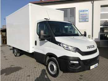 Fourgon grand volume Iveco Daily 35 S 16 Koffer + LBW Klimaautomatik 4,25m