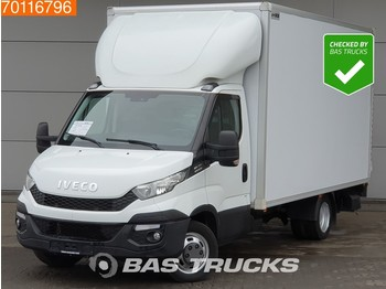 Fourgon grand volume Iveco Daily 40C17 3.0L Automaat 170pk Bakwagen Laadklep Clima Cruise Navi 21m3 A/C Towbar Cruise control