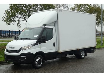 Fourgon grand volume Iveco Daily 40C18 hi-matic ac automaat