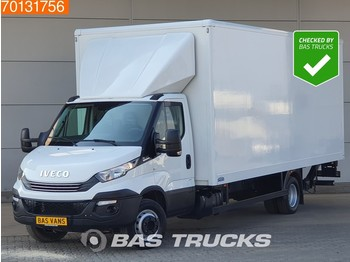 Fourgon grand volume Iveco Daily 70C18 Euro6 Automaat Bakwagen Laadklep Luchtvering Koffer 36m3 A/C Cruise control