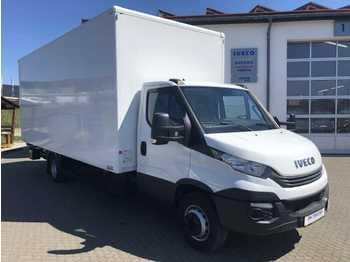 Fourgon grand volume Iveco Daily 70 C 18 A8/P Koffer+LBW+Klima+Tempo