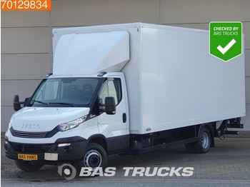 Fourgon grand volume Iveco Daily 72C18 3.0 EU6 Bakwagen Laadklep Koffer LBW A/C Cruise control